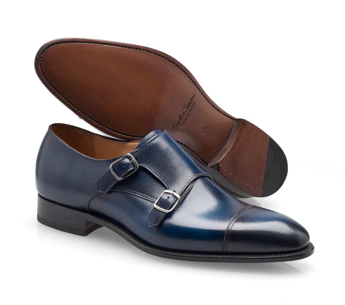 Double Buckle Shoes - Andrew Norte